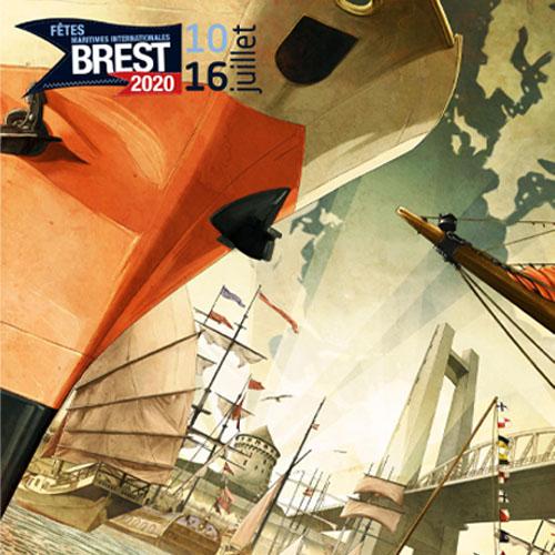 Fêtes maritimes de Brest 2020